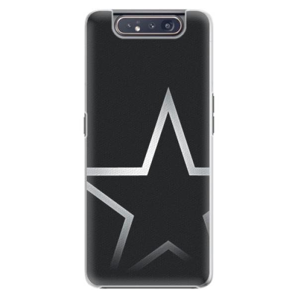 Plastové pouzdro iSaprio - Star - Samsung Galaxy A80