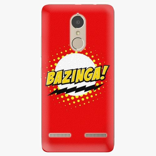 Plastový kryt iSaprio - Bazinga 01 - Lenovo K6