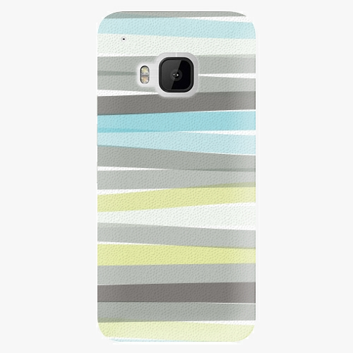 Plastový kryt iSaprio - Stripes - HTC One M9