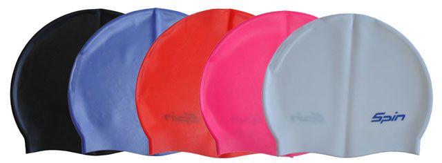 Čepice koupací juniorská silikonová