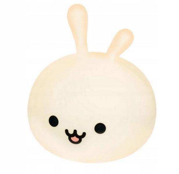 Innogio Přenosná silikonová lampička - Bunny