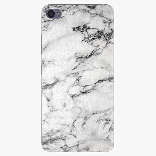 Plastový kryt iSaprio - White Marble 01 - Lenovo S90