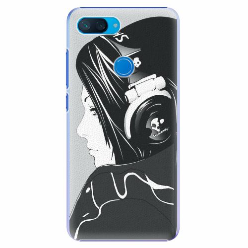Plastový kryt iSaprio - Headphones - Xiaomi Mi 8 Lite