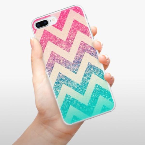 Plastové pouzdro iSaprio - Zig-Zag - iPhone 8 Plus