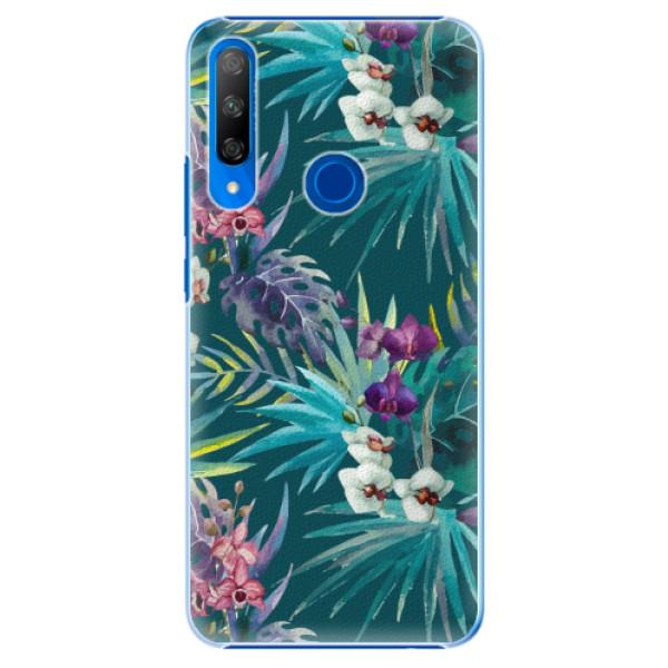 Plastové pouzdro iSaprio - Tropical Blue 01 - Huawei Honor 9X