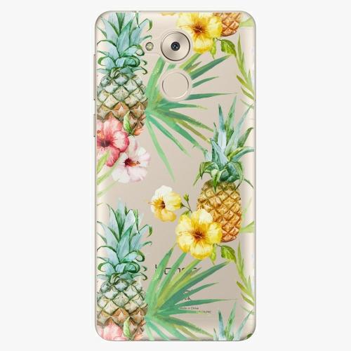Plastový kryt iSaprio - Pineapple Pattern 02 - Huawei Nova Smart