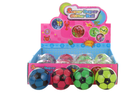Hopík Fotbalový míč  svítící