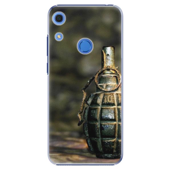 Plastové pouzdro iSaprio - Grenade - Huawei Y6s