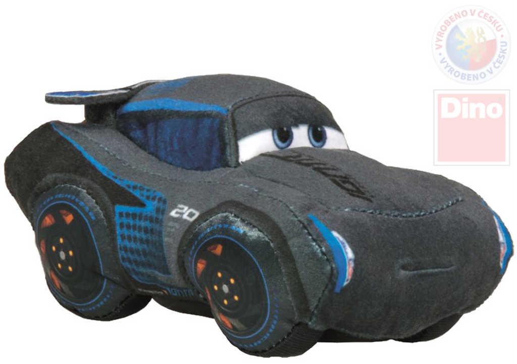 DINO PLYŠ Auto Jackson Storm 20cm Cars 3 (Auta) *PLYŠOVÉ HRAČKY*