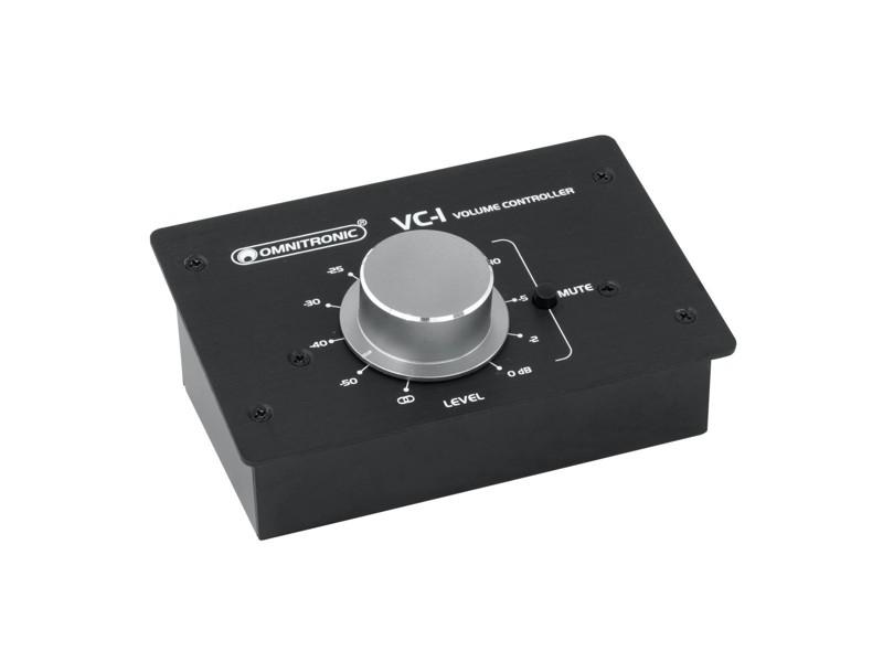 Omnitronic VC-1 ovladač hlasitosti, pasivní
