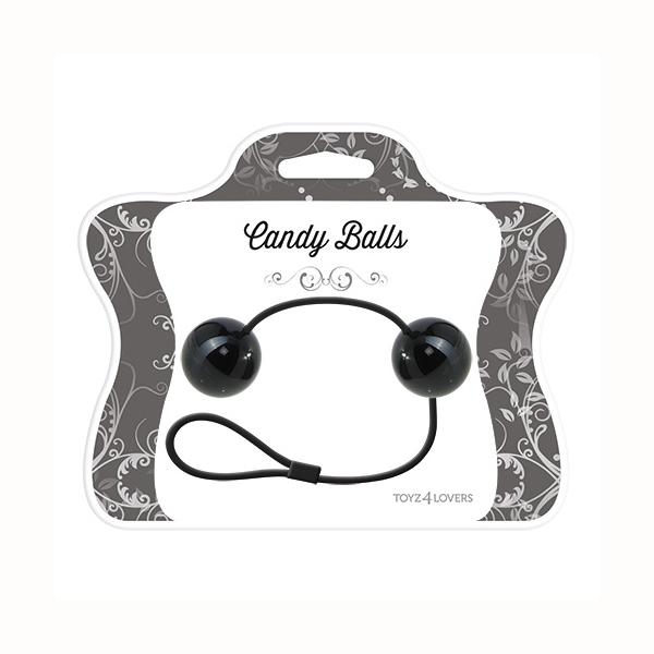Černé venušiny kuličky Candy Balls