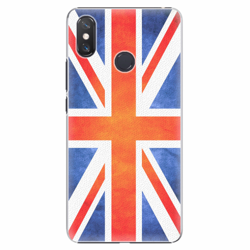 Plastový kryt iSaprio - UK Flag - Xiaomi Mi Max 3