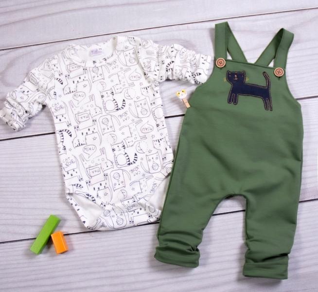 k-baby-sada-kojenecke-body-laclace-kocour-olivova-smetanova-vel-80-80-9-12m