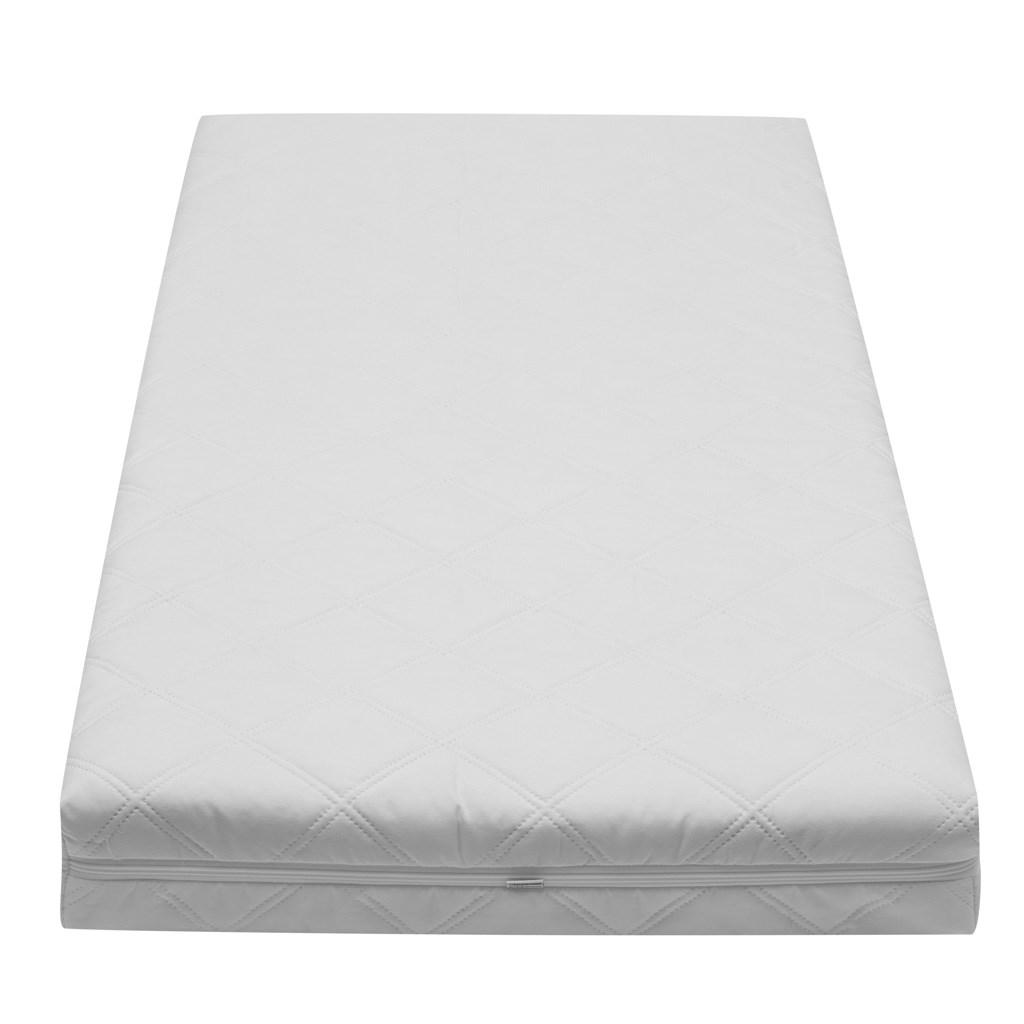 Dětská matrace New Baby BIBI KLASIK 120x60x10 kokos-molitan-kokos - bílá