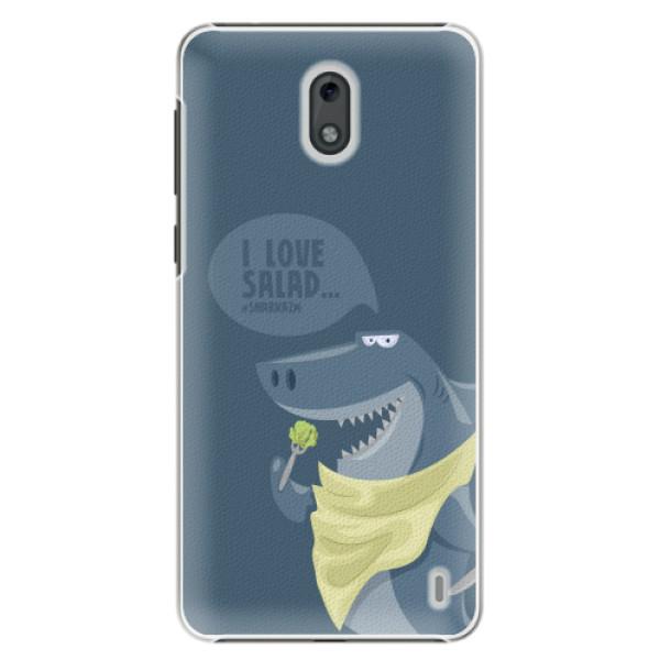 Plastové pouzdro iSaprio - Love Salad - Nokia 2