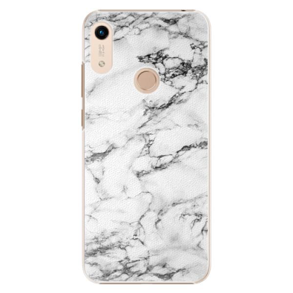 Plastové pouzdro iSaprio - White Marble 01 - Huawei Honor 8A