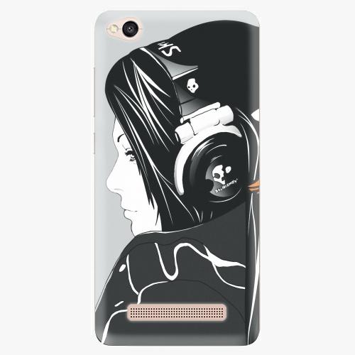 Plastový kryt iSaprio - Headphones - Xiaomi Redmi 4A