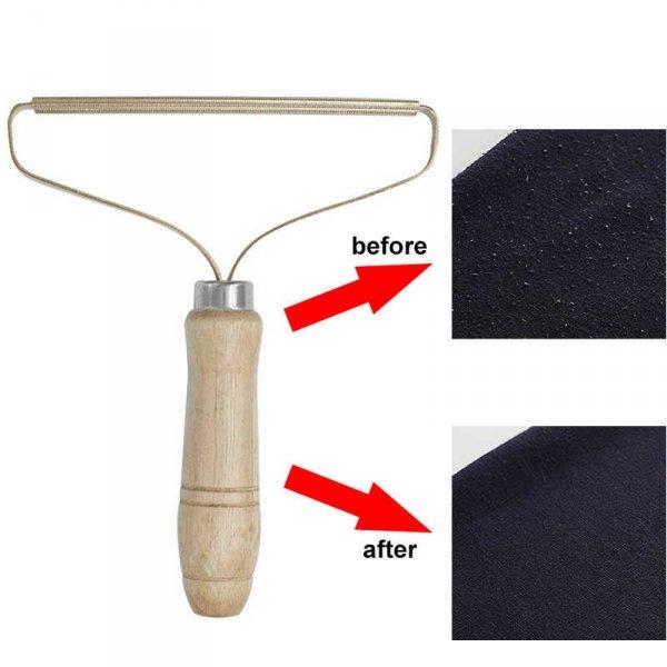 Mini přenosný odstraňovač žmolků z oblečení