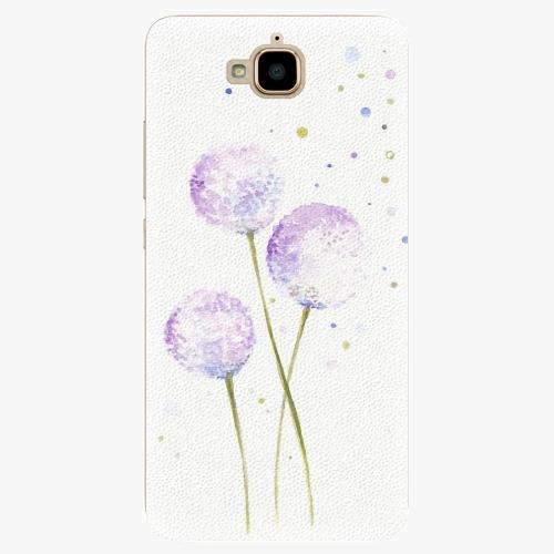 Plastový kryt iSaprio - Dandelion - Huawei Y6 Pro
