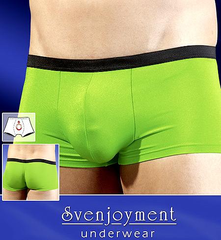 Zelené boxerky Felix (XXL)