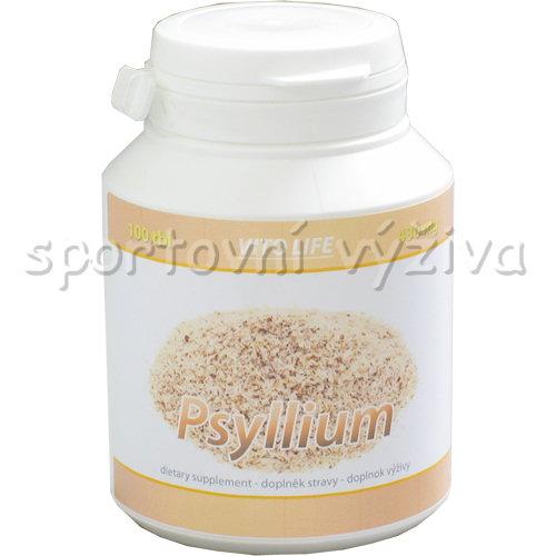 Psyllium 430mg 100 kapslí