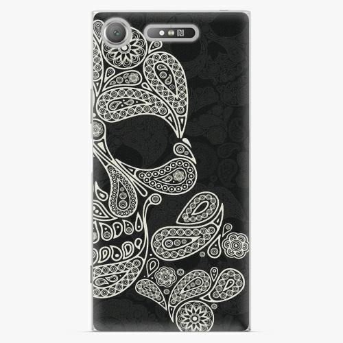 Plastový kryt iSaprio - Mayan Skull - Sony Xperia XZ1
