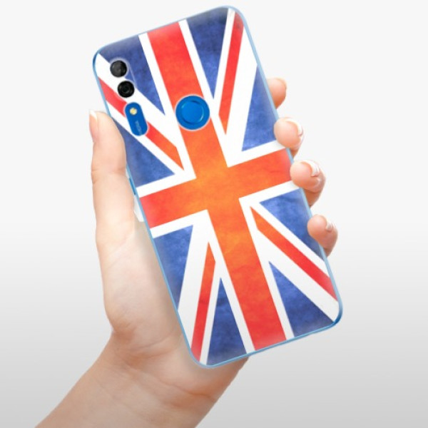 Odolné silikonové pouzdro iSaprio - UK Flag - Huawei P Smart Z