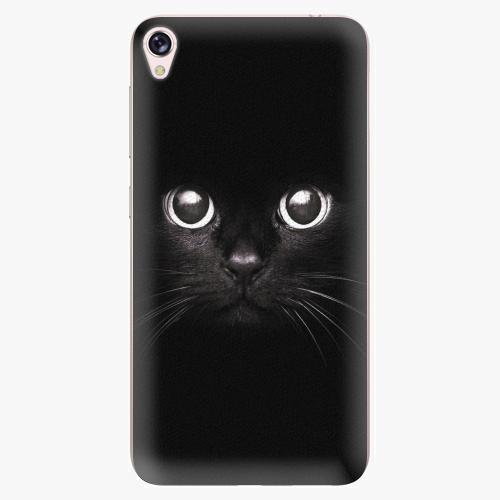 Plastový kryt iSaprio - Black Cat - Asus ZenFone Live ZB501KL