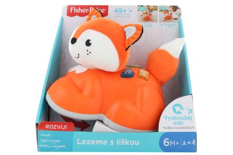 Fisher Price Lezeme s liškou CZ GHX77 TV 1.10.-31.12.2019