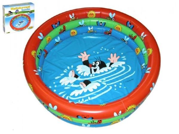 bazen-krtek-nafukovaci-122x20cm-v-krabici-1-3-roky