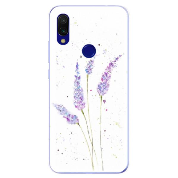 Odolné silikonové pouzdro iSaprio - Lavender - Xiaomi Redmi 7