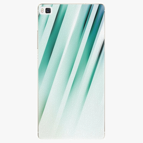 Plastový kryt iSaprio - Stripes of Glass - Huawei Ascend P8