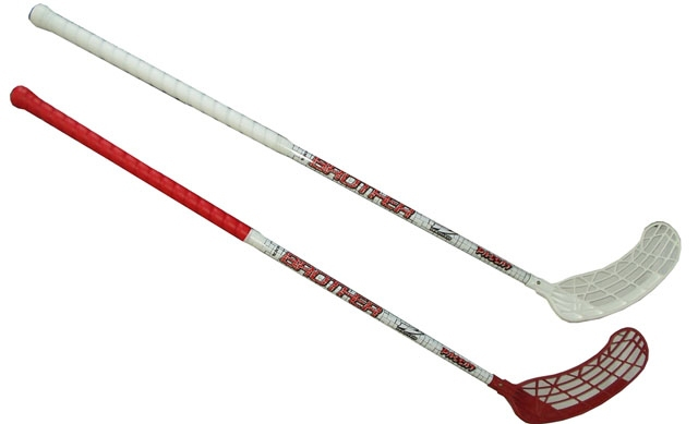 ACRA Hokejka florbalová (florbalka) 101cm Brother Passat H051 levá nebo pravá