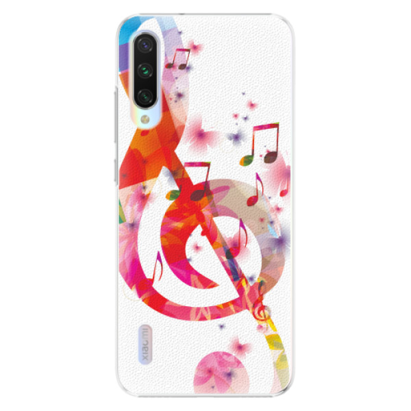 Plastové pouzdro iSaprio - Love Music - Xiaomi Mi A3