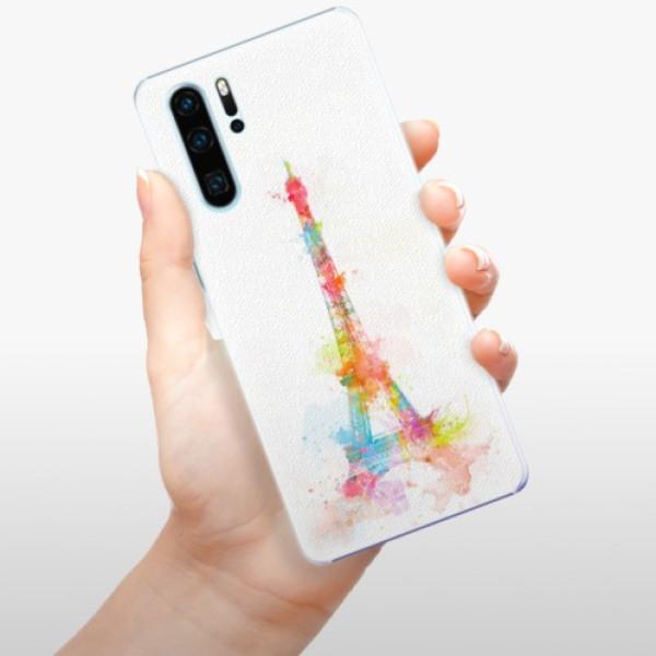 Plastové pouzdro iSaprio - Eiffel Tower - Huawei P30 Pro