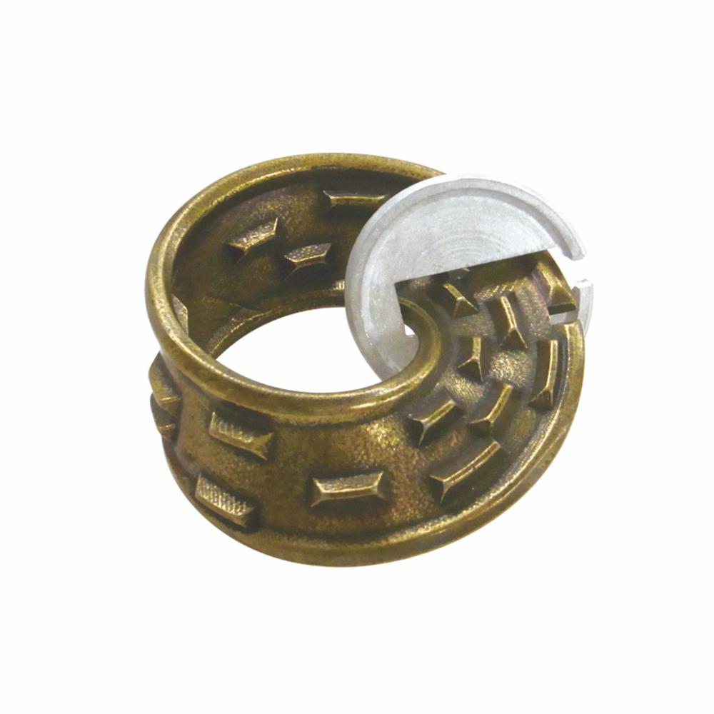 Hlavolam Hanayama Gold - Mobius