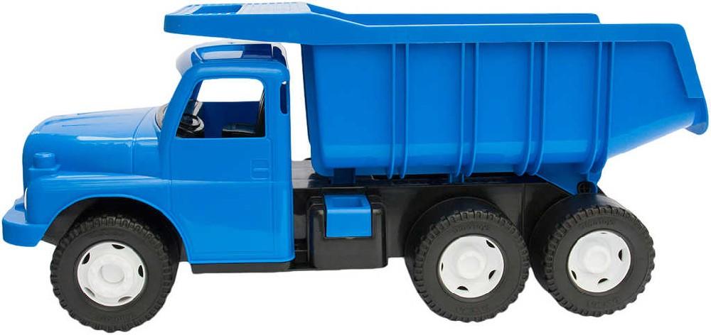 DINO Tatra T148 klasické nákladní auto na písek 72cm modré sklápěcí korba