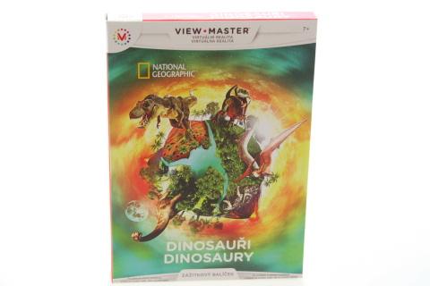 VM Zážitkový balíček: dinosauři DTN70