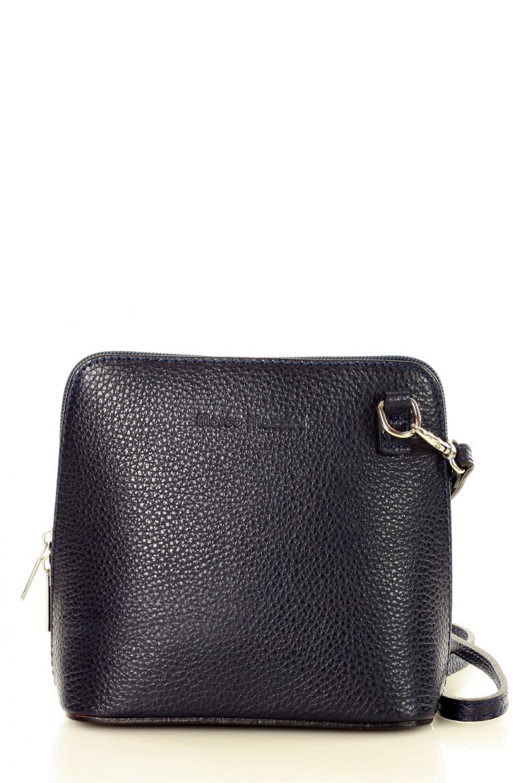 Přírodní kožená taška model 136629 Mazzini - UNI velikost