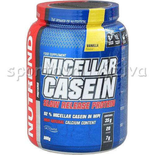 Micellar Casein - 900g-vanilka