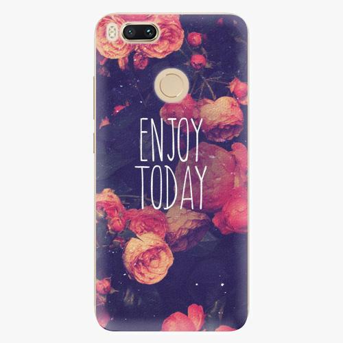 Plastový kryt iSaprio - Enjoy Today - Xiaomi Mi A1