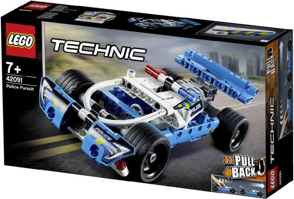 LEGO TECHNIC Policejní honička 42091 STAVEBNICE