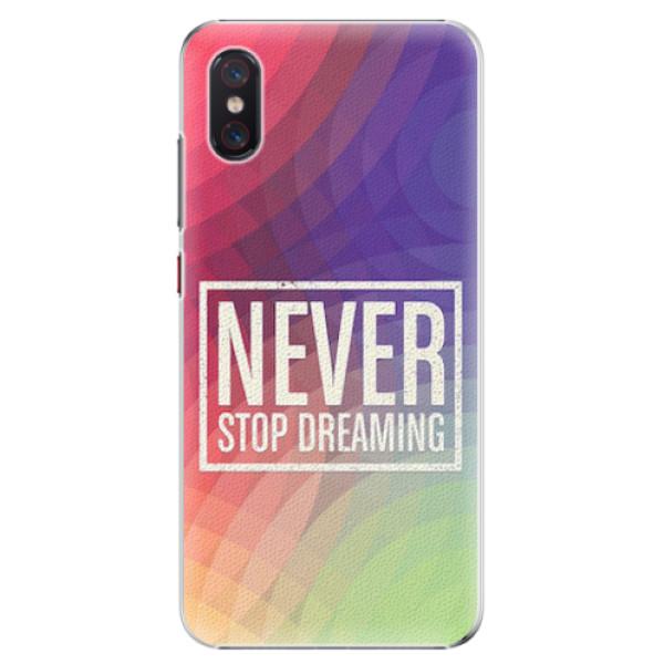 Plastové pouzdro iSaprio - Dreaming - Xiaomi Mi 8 Pro
