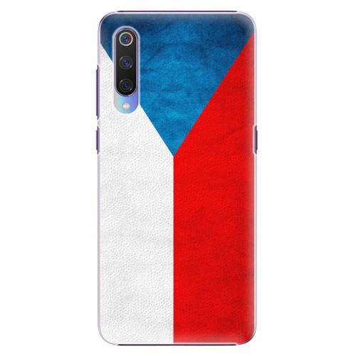 Plastový kryt iSaprio - Czech Flag - Xiaomi Mi 9