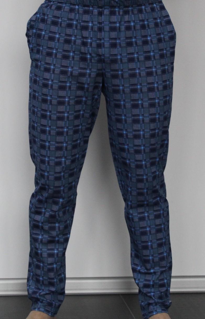 Pánské kárované kalhoty 362