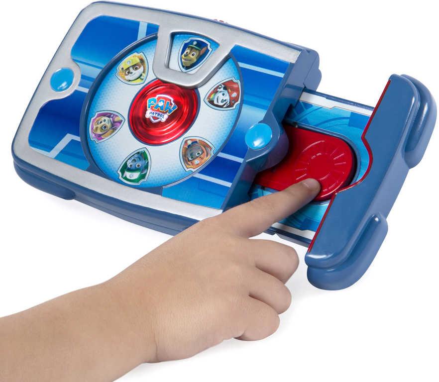 SPIN MASTER Paw Patrol Ryderův tablet na baterie Světlo Zvuk plast