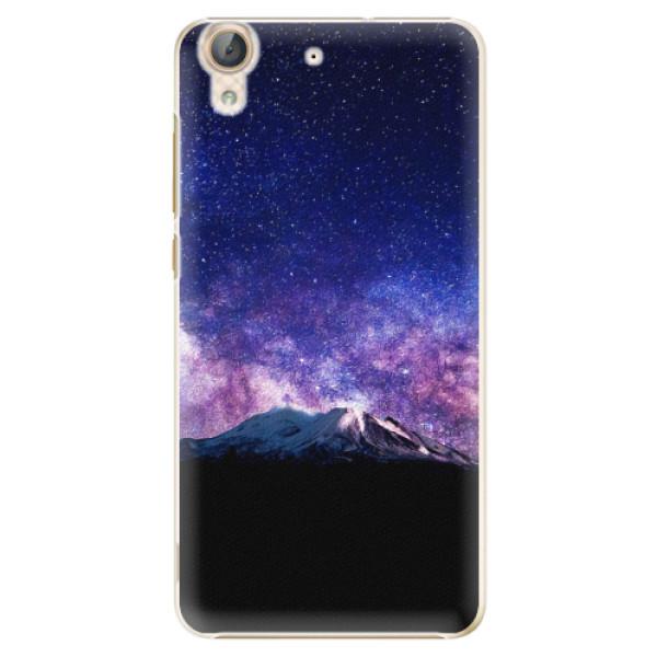 Plastové pouzdro iSaprio - Milky Way - Huawei Y6 II