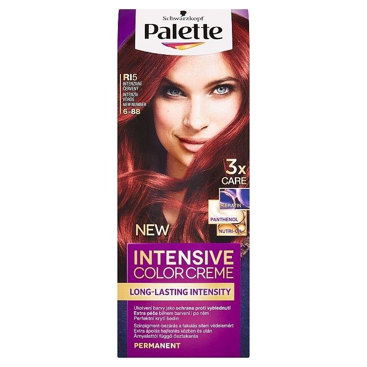 Schwarzkopf Intensive Color Creme barva na vlasy Intenzivní Červený RI5 (6-88)