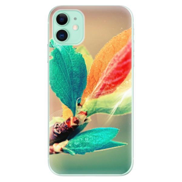 Odolné silikonové pouzdro iSaprio - Autumn 02 - iPhone 11