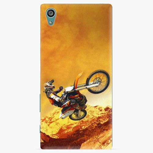 Plastový kryt iSaprio - Motocross - Sony Xperia Z5